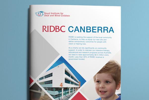 RIDBC: Canberra